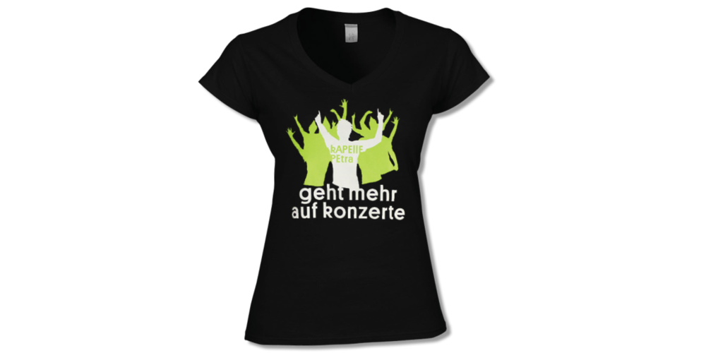 Konzerte, Shirt - Girl